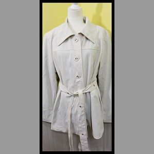 Siena studio white coat jacket